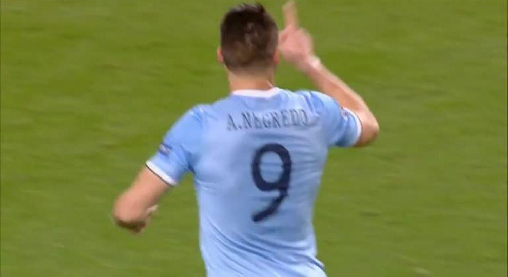 Манчестер сити бавария голы видео