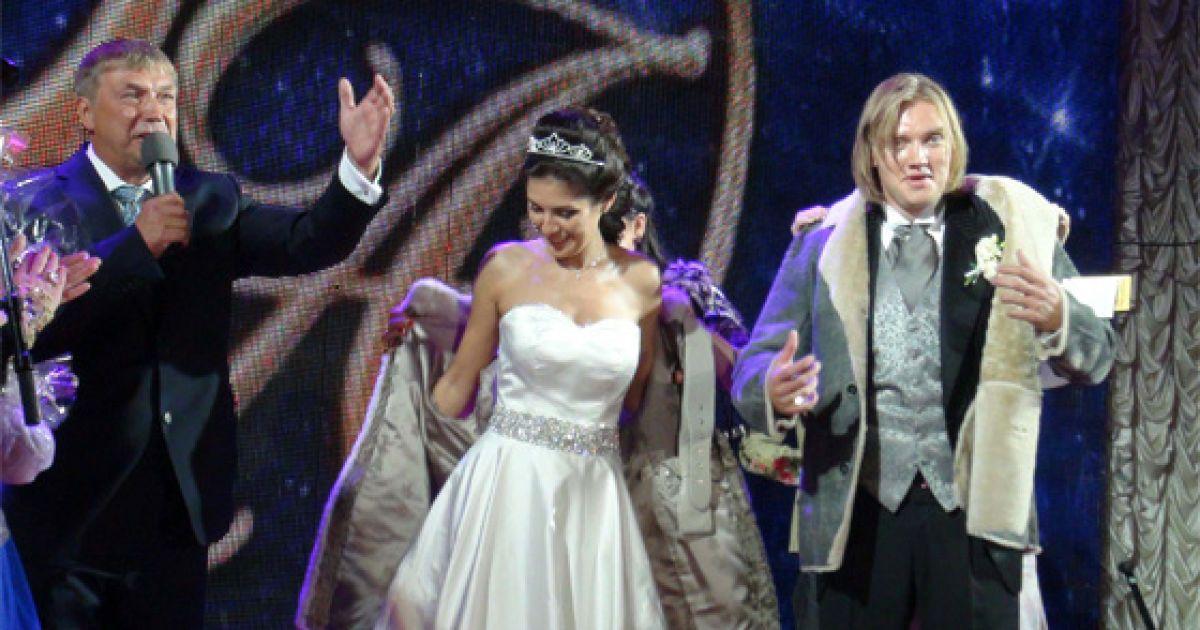 Жениха на свадьбе высекли кнутом (Фото: Денис Тагиров)