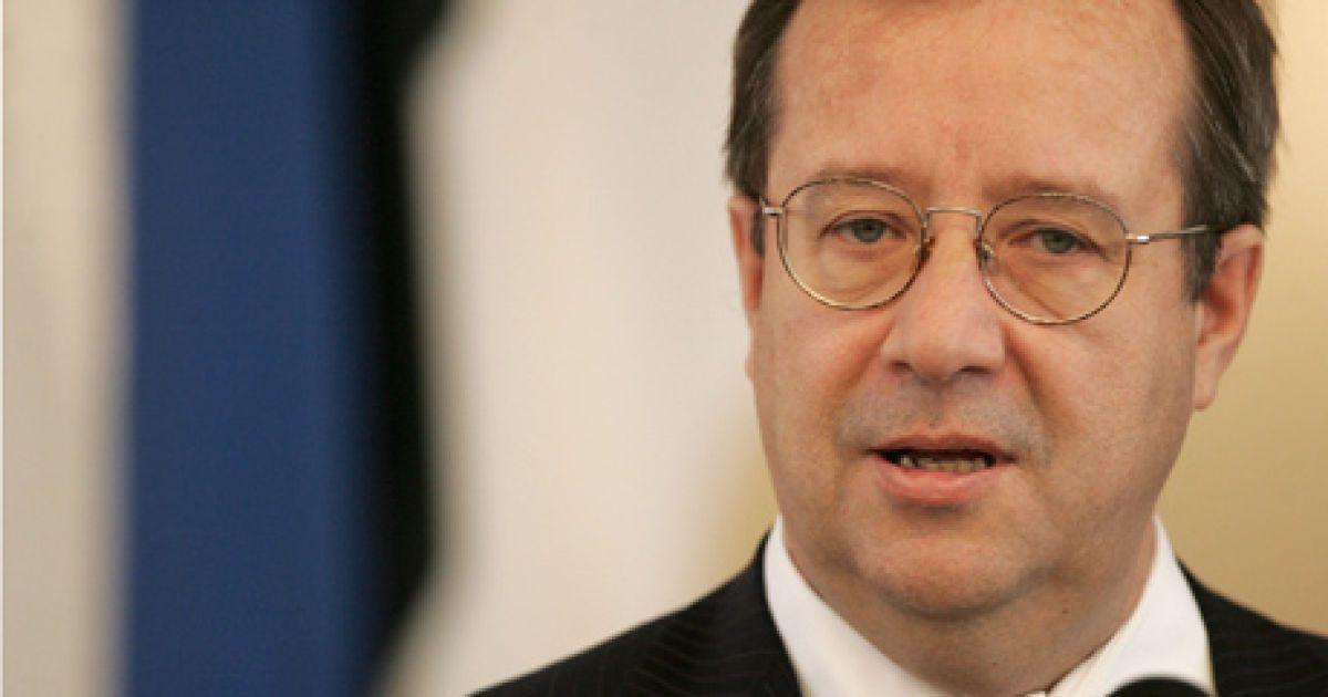 Европа забыла о кризисе в Украине из-за ситуации с беженцами - президент Эстонии
