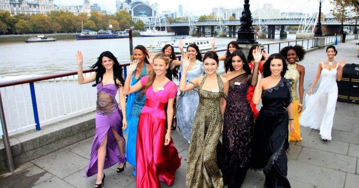"""Фінал """"Міс світу - 2011"""" відбудеться 6 листопада @ facebook.com/MissWorld"""