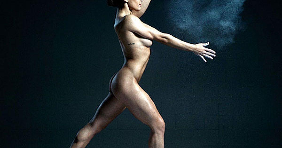 кого фото знаменитых голых спортсменок меня одна знакомая