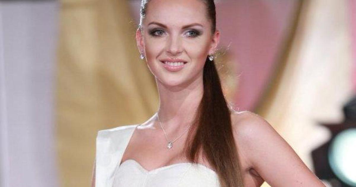Українська красуня Ярослава Куряча @ прес-служба