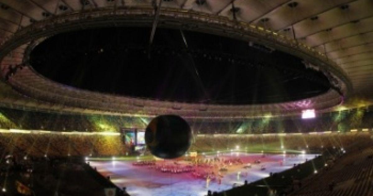 """НСК """"Олімпійський"""" відкрито @ ukraine2012.gov.ua"""