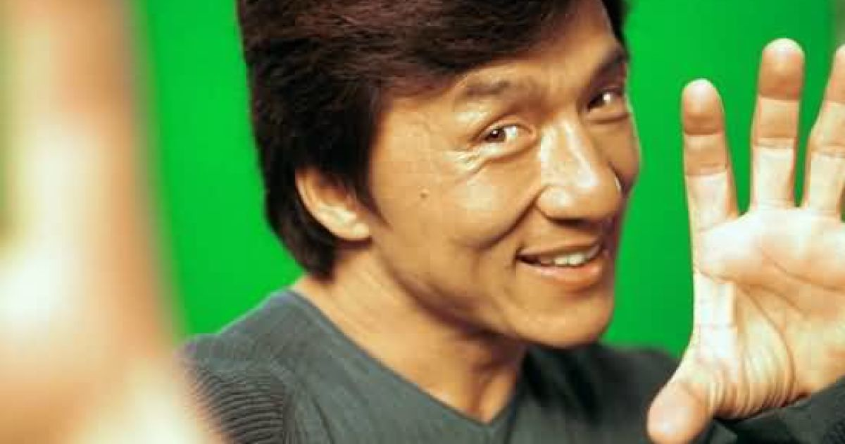 a biography of jackie chan a chinese actor