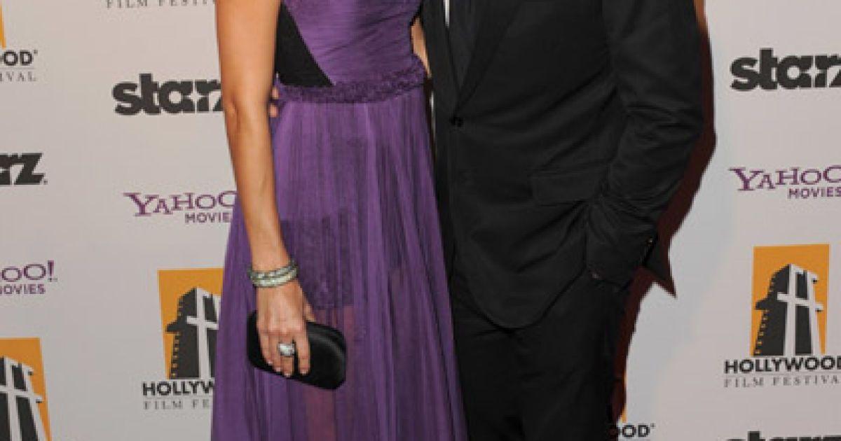 Джордж Клуні прийшов на церемонію з новою пасією Стейсі Кібле @ fadedyouthblog.com