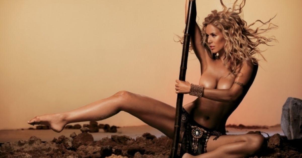 Маргарина Смілянська-Галицька ще у 2009 знялася оголеною для Playboy @ Playboy