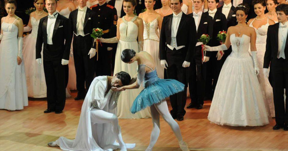 В Національній опері України відбувся перший Пушкінський бал @ jetsetter.ua
