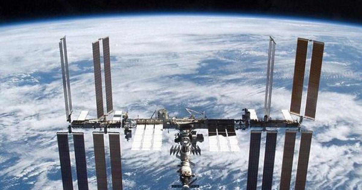 Міжнародна космічна станція @ NASA