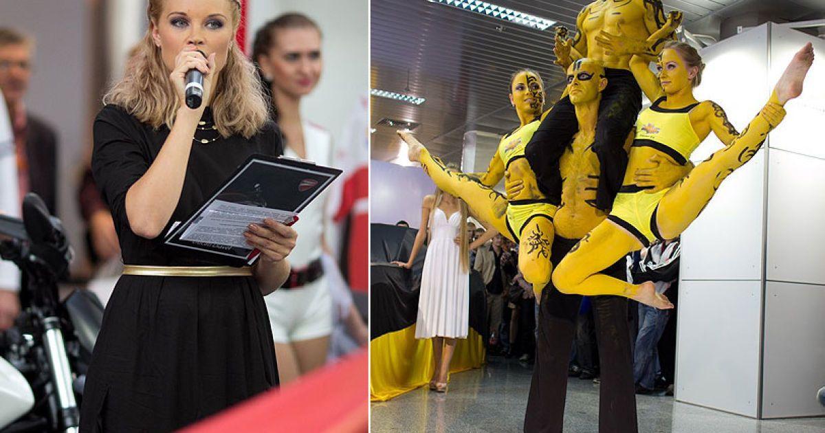 """В Києві відбулось """"Столичне Автошоу 2011"""" @ АвтоМания"""