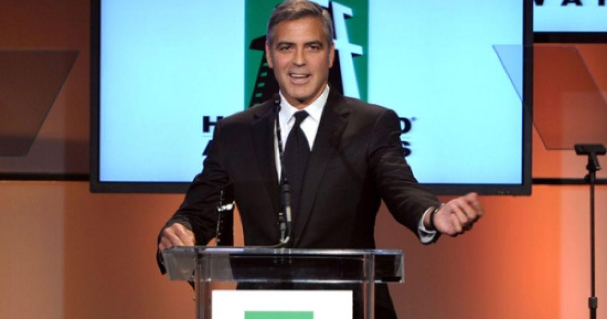 Джордж Клуні @ fadedyouthblog.com