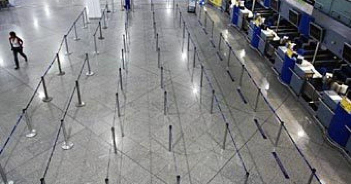 Міжнародний аеропорт в Афінах @ AFP