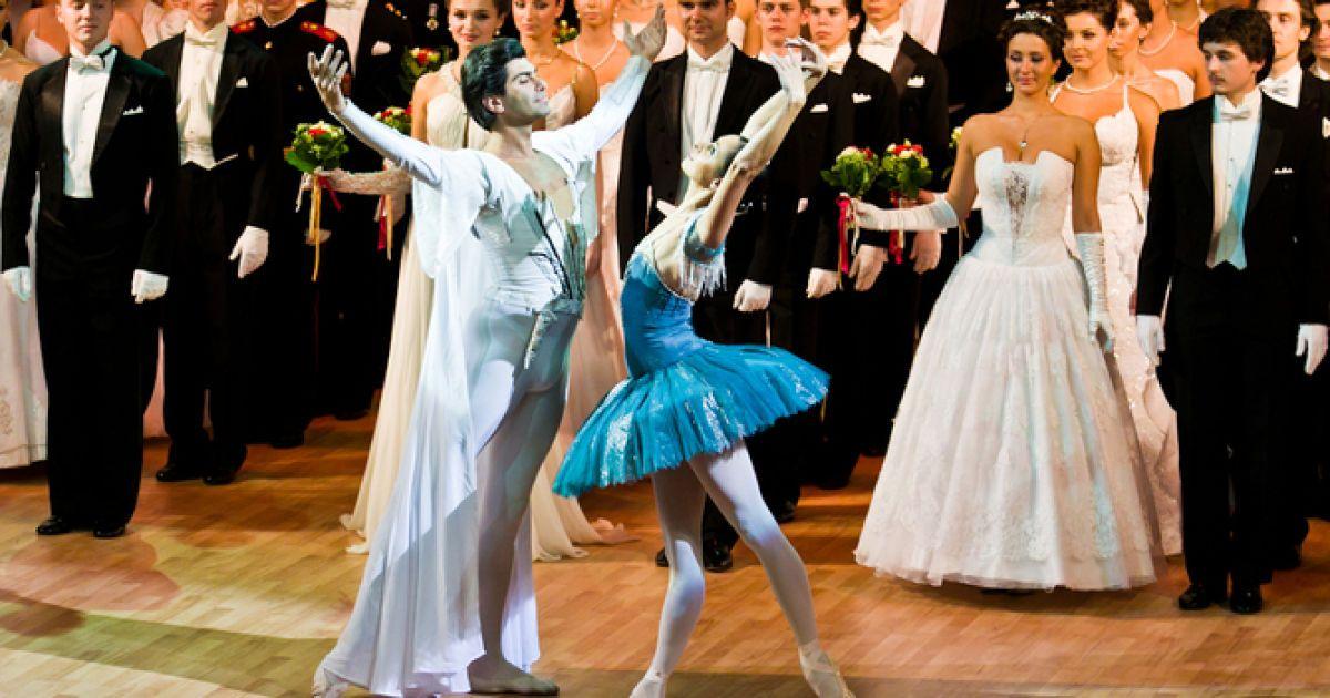 В Національній опері України відбувся перший Пушкінський бал @ Main People