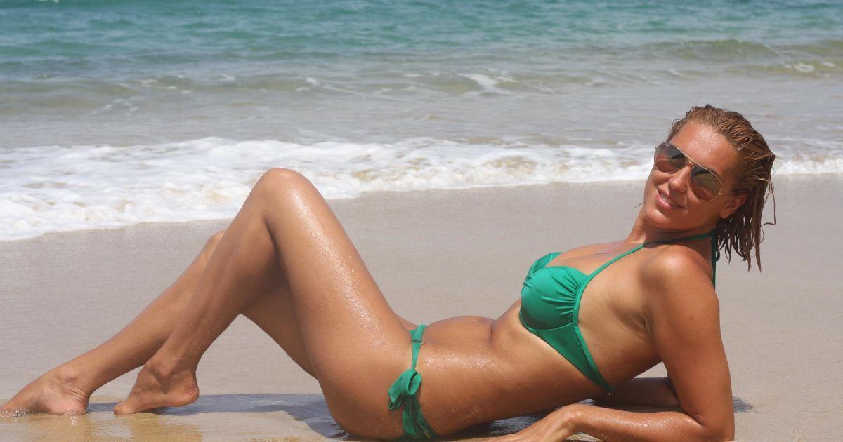 Олімпійська чемпіонка Яна Клочкова відпочиває у Сплоучених Штатах, подорожує Нью-Йорком, розважається на острові Пуерто-Ріко в Карибському морі. @ facebook.com/klochkova1