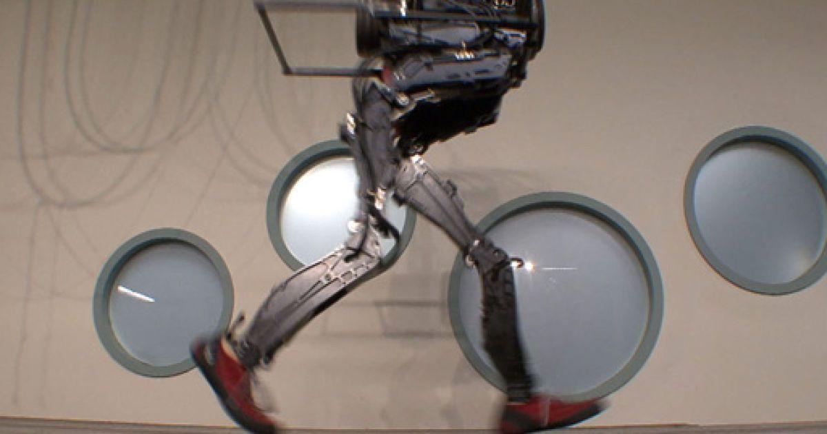 Робот PETMAN @ bostondynamics.com