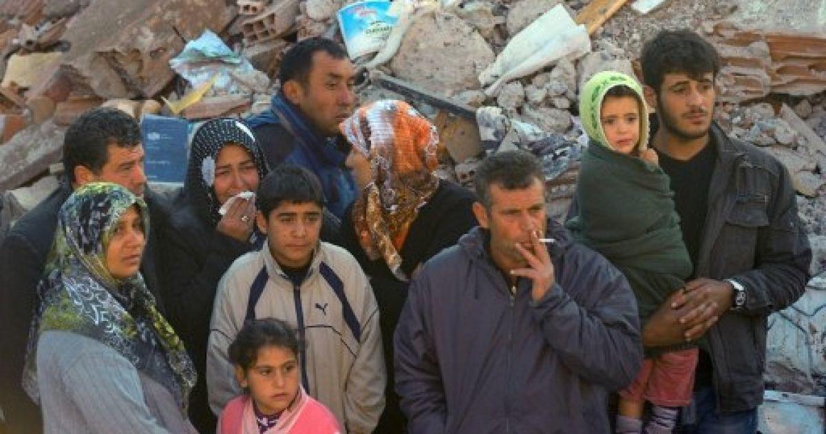 Туреччина після землетрусу, місто Ван @ AFP