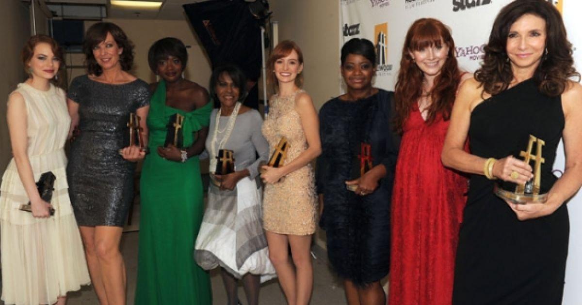 Нагороджені зірки @ fadedyouthblog.com