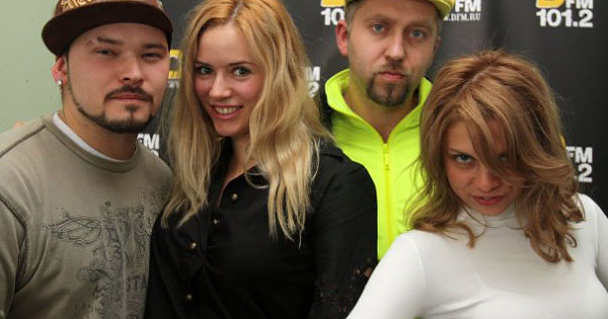 Блондинка, яка влаштувала ДТП в Монако, виявилася українською співачкою РІ @ ВКонтакте