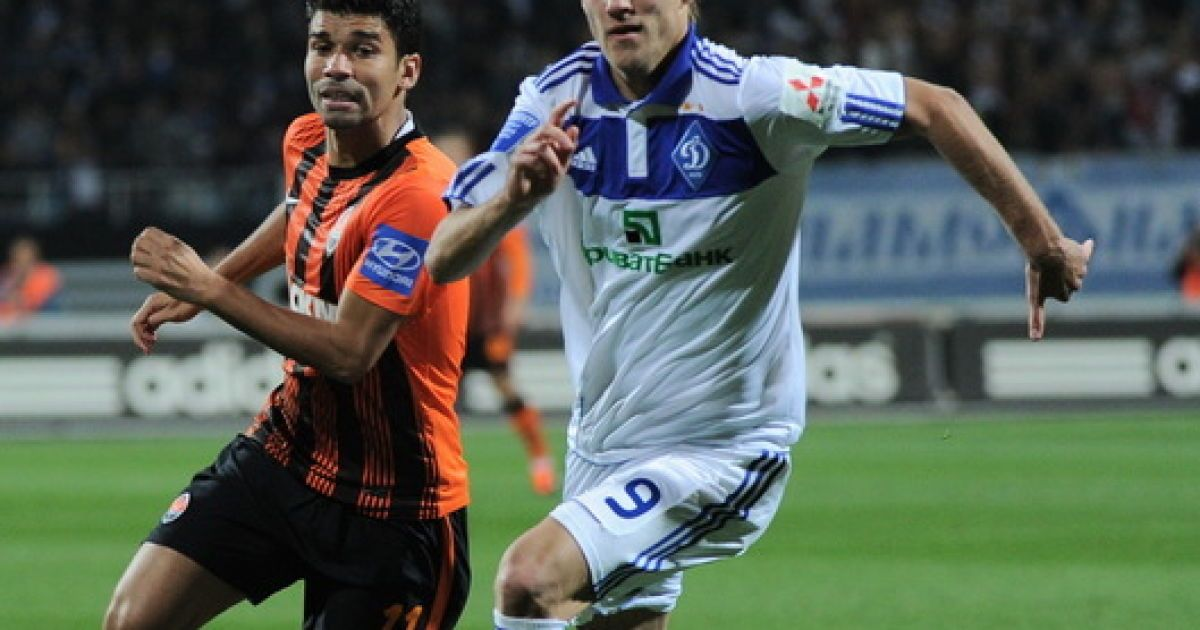 Ярмоленко проти Едуардо @ shakhtar.com