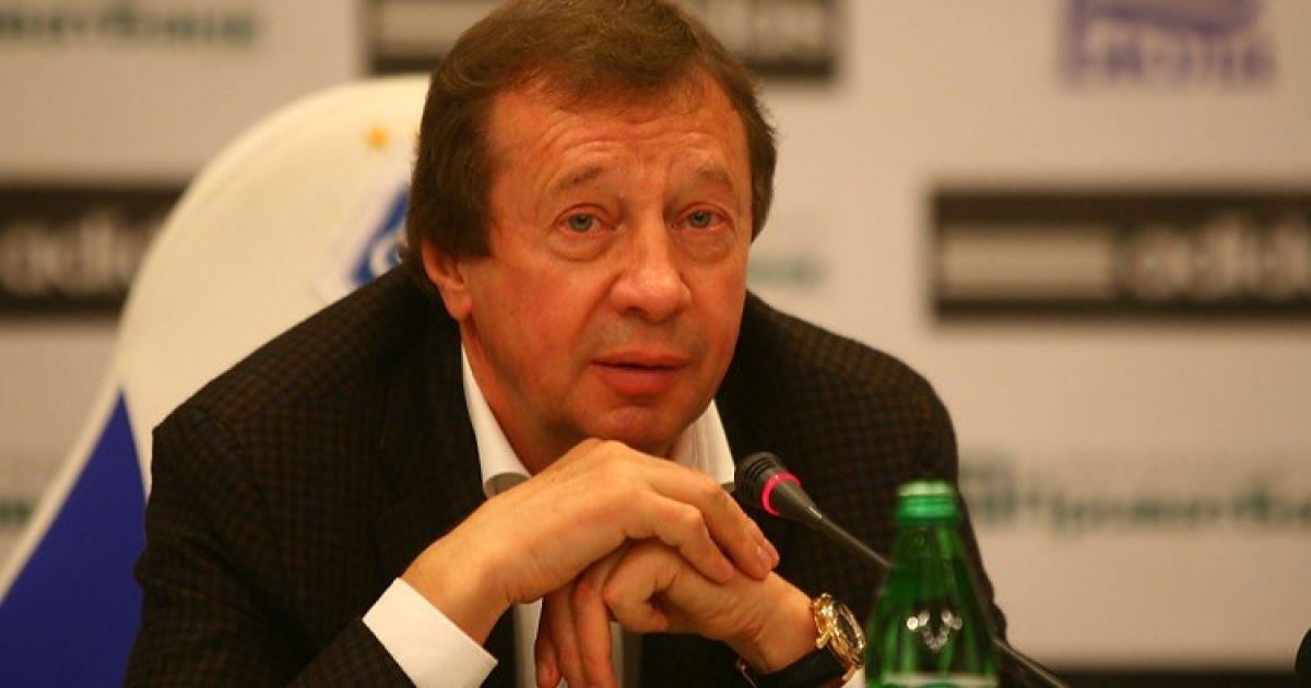 Сьомін є ініціатором запрошення Михайличенка @ fcdynamo.kiev.ua