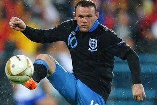 Лідер збірної Англії дискваліфікований і не зіграє на Євро-2012