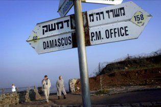 Ізраїль вперше за 25 років знову замінував кордон із Сирією