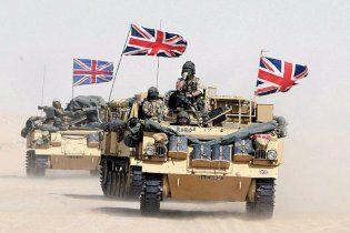 В британской армии генералов больше, чем танков