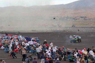 У США кількість жертв катастрофи на авіашоу зросла до 9 осіб