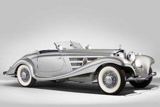 У США продано найдорожчий ретро Mercedes