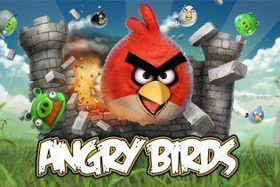 На іграшку Angry Birds підсіли півмільярда людей