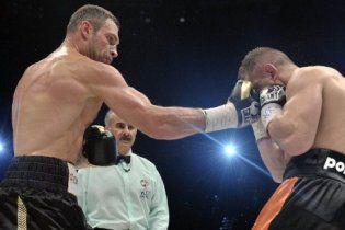 Віталій Кличко назвав ім'я своєї наступної жертви