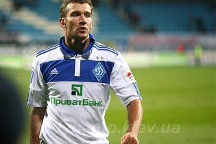 Шевченко у 2011 році більше не зіграє у футбол