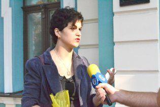Проти студентки не стали заводити справу за ляпас Табачнику