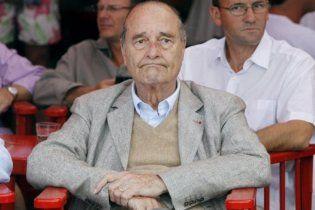 Жаку Шираку дали два роки умовно за розкрадання бюджету