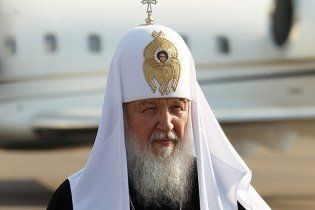 Кирилл приехал на Буковину под надзором тысячи телохранителей