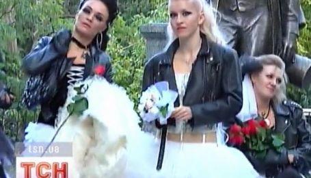 Форсаж наречених в Ялті