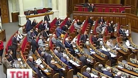Кабмин вышел с инициативой облегчить депутатские кошельки