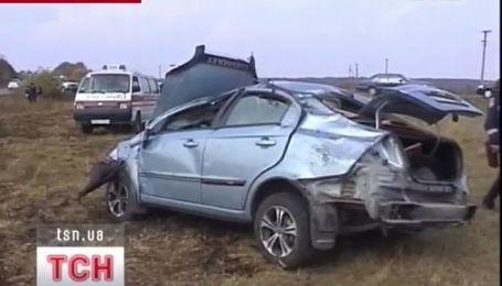 Три человека погибли в ДТП на Житомирщине