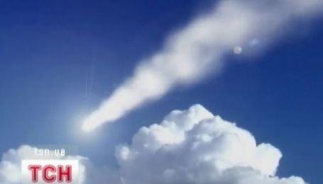 На Одещині впало НЛО