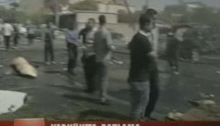 В результаті теракту в Іраку постраждали десятки людей