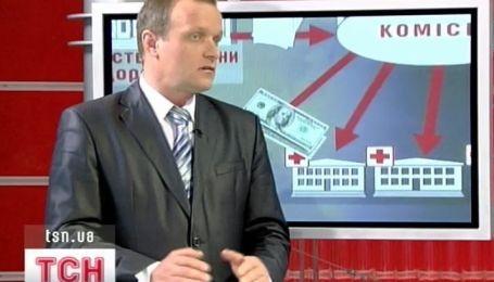 Гость студии - Сергей Стаховский