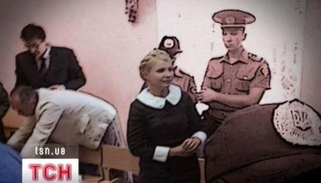 Юлия Тимошенко поскандалила в суде