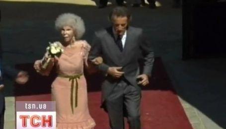 Іспанська принцеса Альба вийшла заміж
