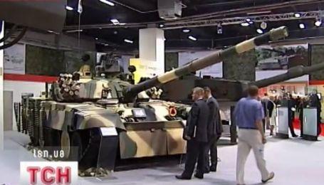 Общеевропейская выставка вооружения прошла в Польше