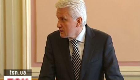 Литвин подбил депутатов устроить Кирееву юридический ликбез