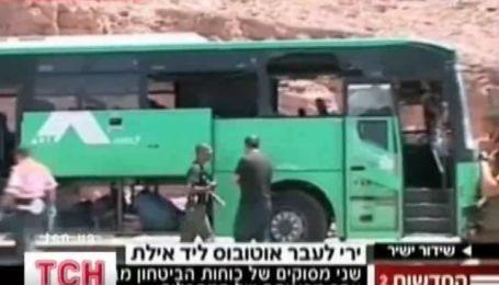 Серия нападений в Израиле