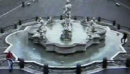 Вандалы атаковали памятники архитектуры в Риме