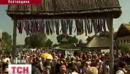 Прославленная Сорочинская ярмарка снова удивляет