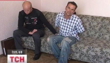 Задержание насильника-педофила