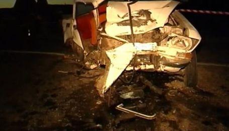 Три человека погибли в аварии на Тернопольщине