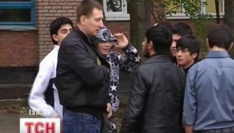 Избиение иностранных студентов